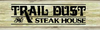 Trail Dust Steak House logo