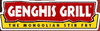 Genghis Grill logo