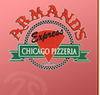Armand's Pizza logo