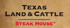 Texas Land And Cattle Steakhouse logo