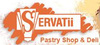 Servatil Pastry Shop And Deli logo