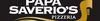 Papa Saverios Pizzeria logo