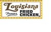 Louisiana Fried Chicken logo