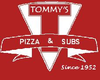 Tommy's Pizza logo