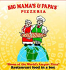 Big Mama's And Papa's Pizzeria logo