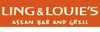 Ling & Louie's Asian Bar And Grill logo