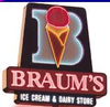Braums Ice Cream logo