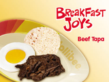 Breakfast Joys Beef Tapa