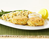 New Blue Crab Cakes