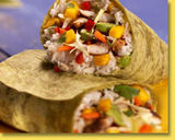 Spicy Caribbean Sole Wrapp