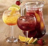 Sangrias Peach, Berry Or Tropical
