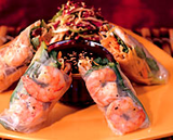 New Singapore Shrimp Rolls