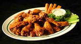 Award Winning Chicken Wings