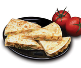 Quesadilla Melt Cheesy, Beef Or Chicken