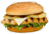 Tangy Teriyaki Chicken Sandwich