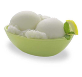 Zesty Lemon Fat Free Sorbet