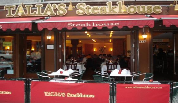 Talia's Steakhouse
